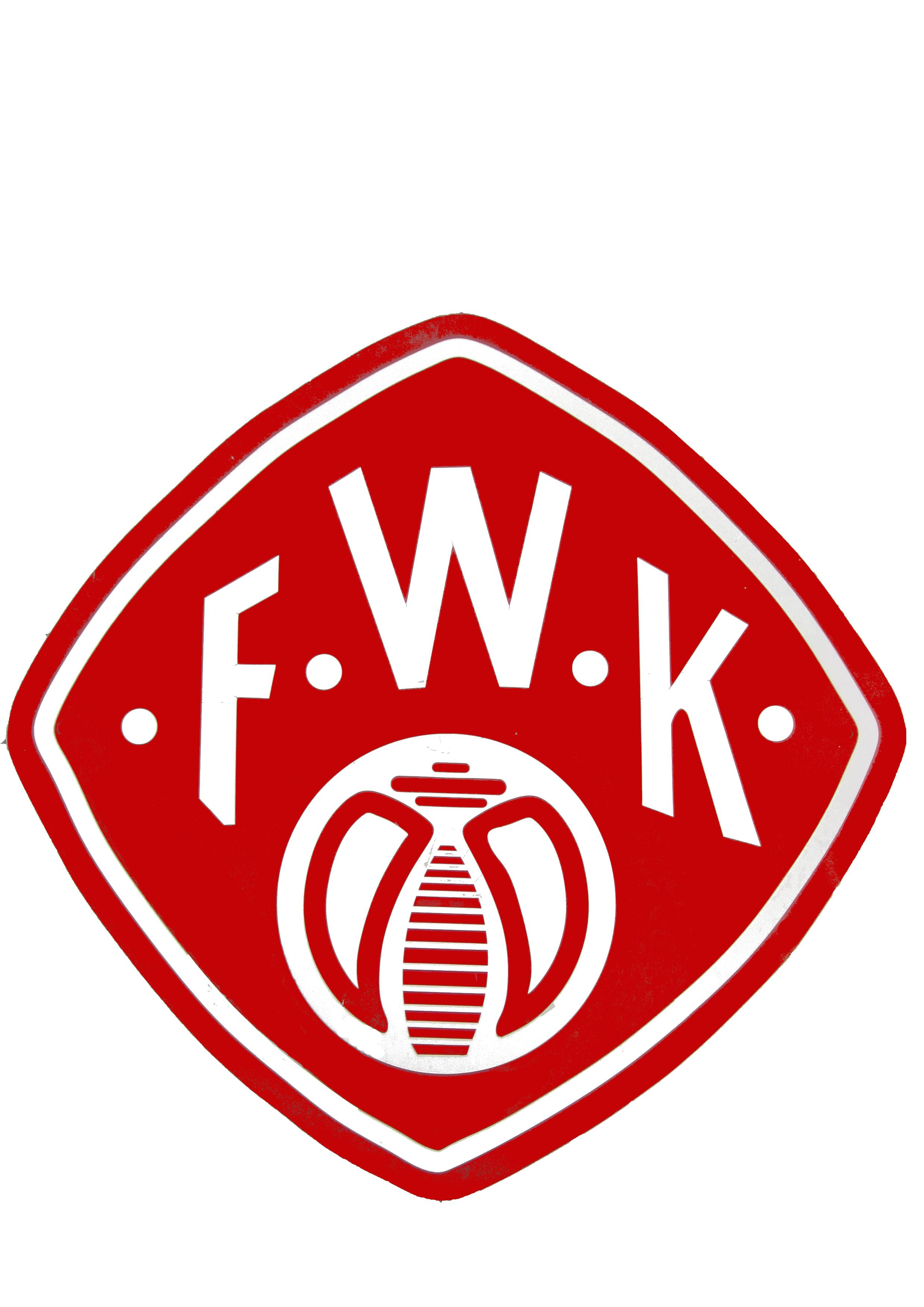 Altes Wappen Würzburger Kickers