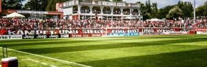 B Block Wuerzburg Kickers WerderII 1