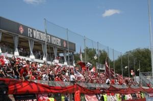 B Block Wuerzburg Kickers WerderII 4