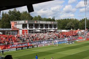 B-Block Wuerzburg Kickers Rostock 1