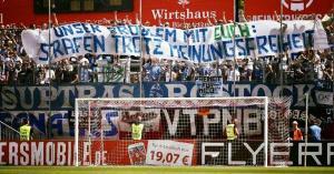 B-Block Wuerzburg Kickers Rostock 10