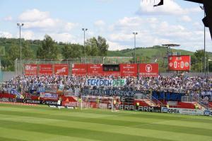 B-Block Wuerzburg Kickers Rostock 2