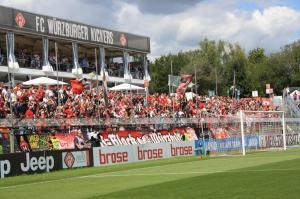B-Block Wuerzburg Kickers Rostock 3