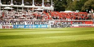B-Block Wuerzburg Kickers Rostock 9