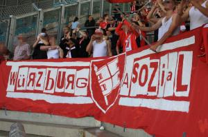 B-Block Wuerzburg Magdeburg Kickers 3