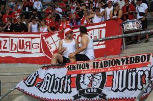 B-Block Wuerzburg Magdeburg Kickers 4