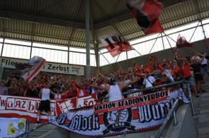 B-Block Wuerzburg Magdeburg Kickers 6