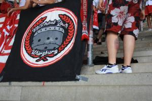 B-Block Wuerzburg Magdeburg Kickers 9