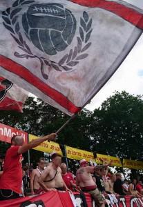B Block Wuerzburg Meppen Kickers 1