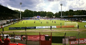 B Block Wuerzburg Meppen Kickers 3