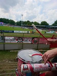 B Block Wuerzburg Meppen Kickers 7