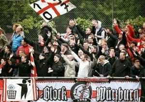B-Block Wuerzburg KickersII-WFV 2