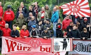 B-Block Wuerzburg KickersII-WFV 4