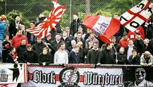 B-Block Wuerzburg KickersII-WFV 5