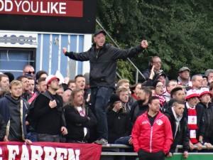 B Block Wuerzburg WFV Kickers 3