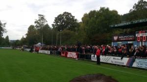 B Block Wuerzburg WFV Kickers 5